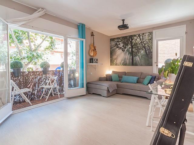 Продается квартира с особым шармом возле пляжа Марбелья в Барселоне