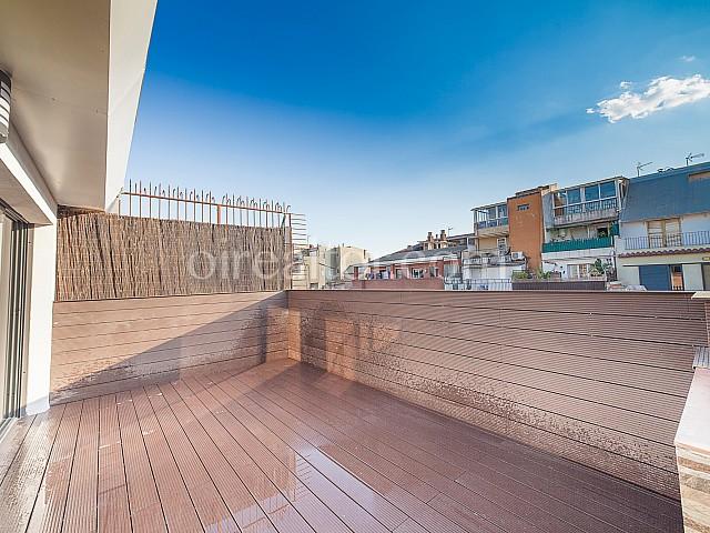 بنتهاوس للإيجار في Eixample Izquierdo ، برشلونة
