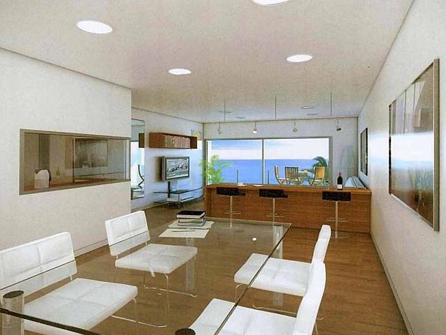 Salón-comedor de apartamento en venta en Paseo Maritimo de Lloret de Mar