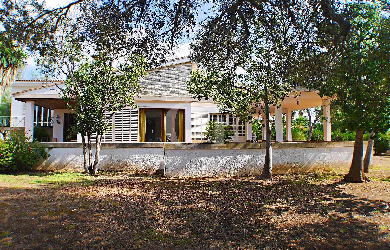 Vistas de casa en venta con potencial en Manacor, Mallorca