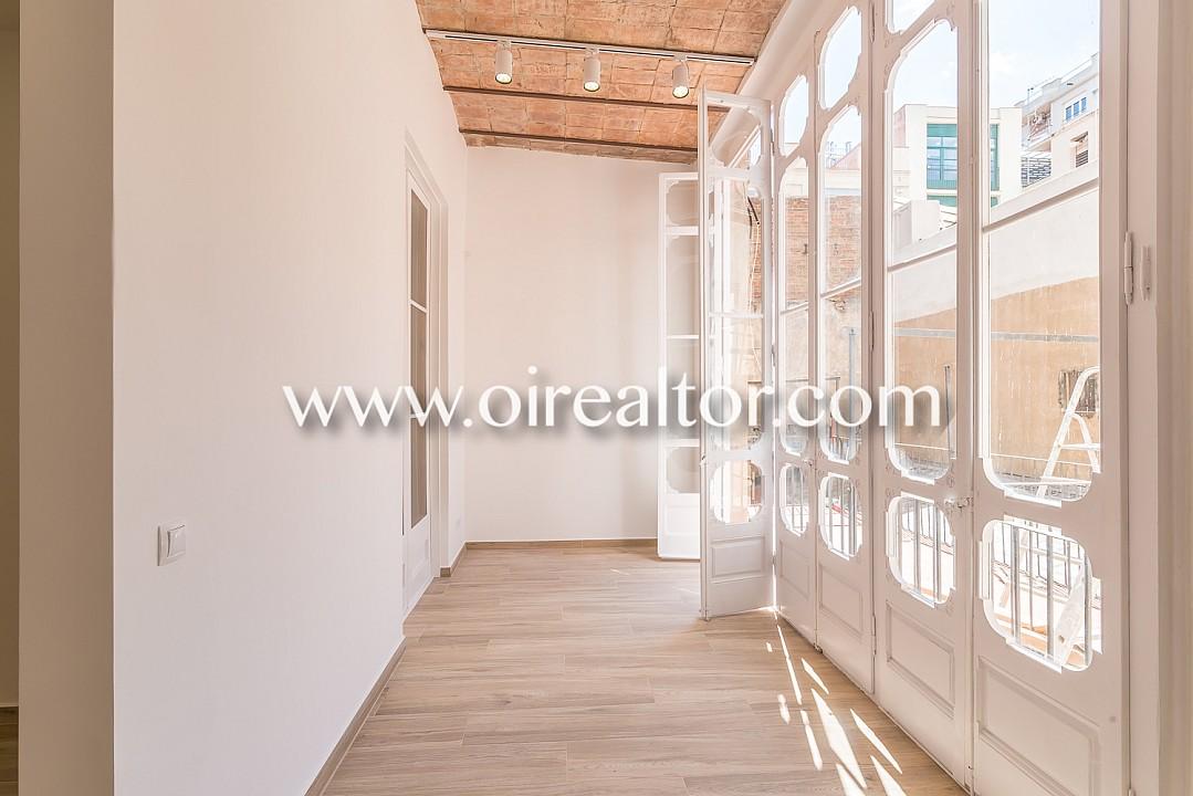 Продается квартира в Сантс-Монжуик, Барселона