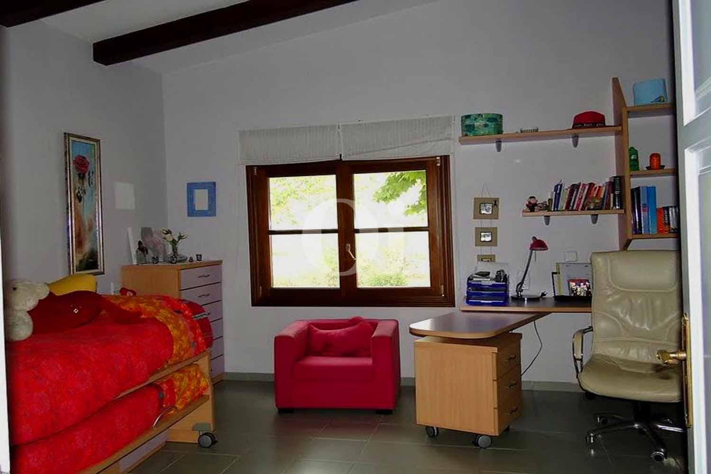 Habitación individual de finca rústica en venta con vistas al mar en Capdepera, Mallorca