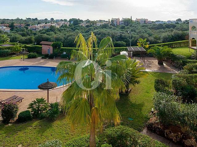 Vistas de apartamento nuevo en venta en Porto Cristo, Mallorca