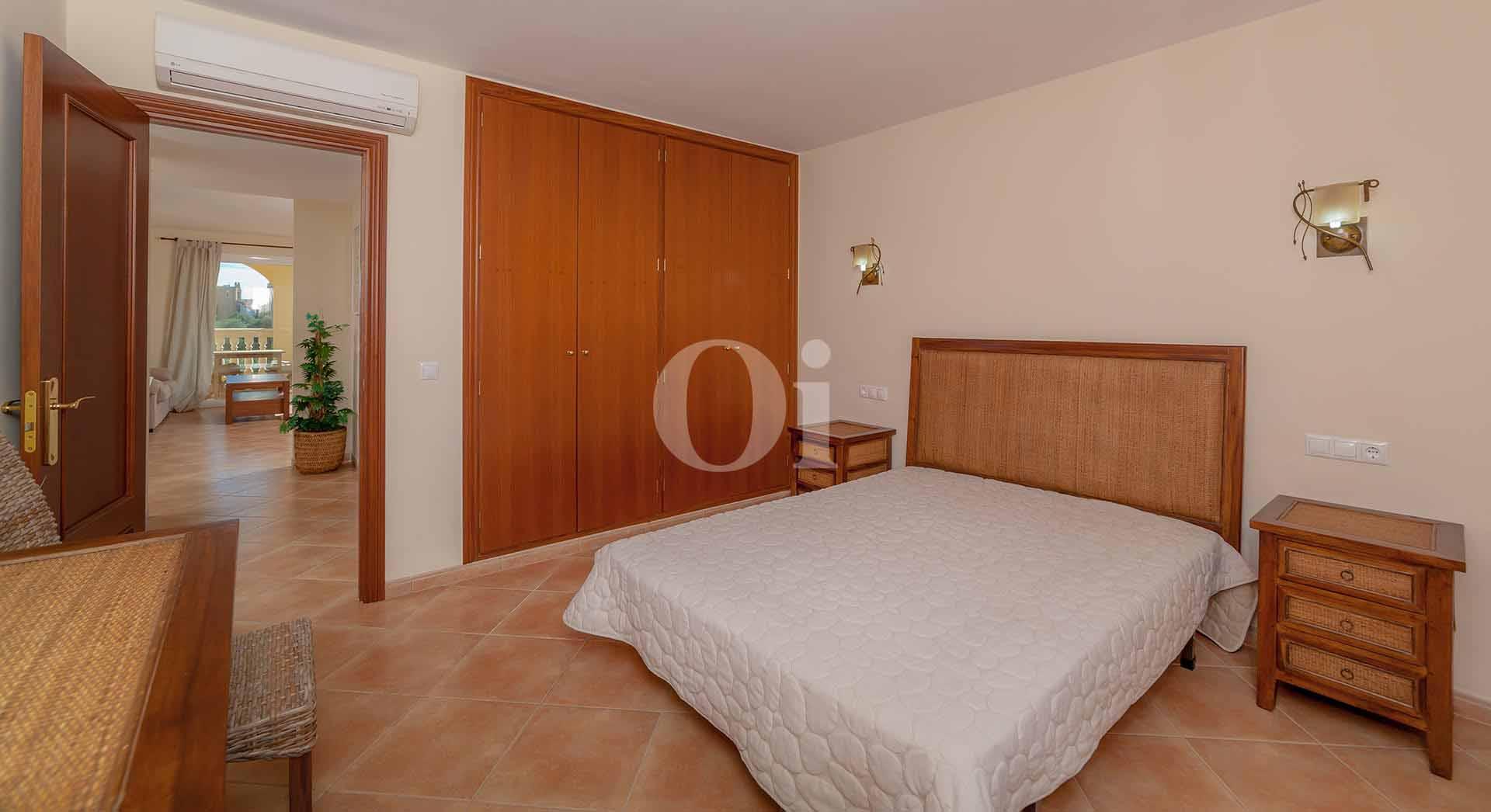 Dormitorio de apartamento en venta en Porto Cristo, Mallorca