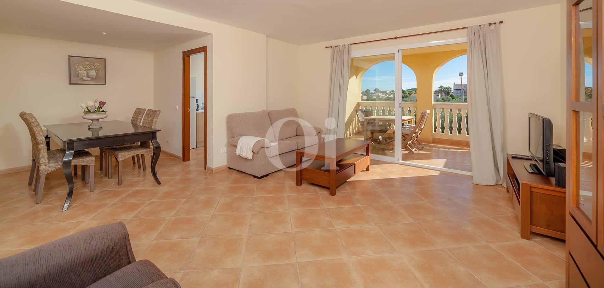 Salón-comedor de apartamento en venta en Porto Cristo, Mallorca