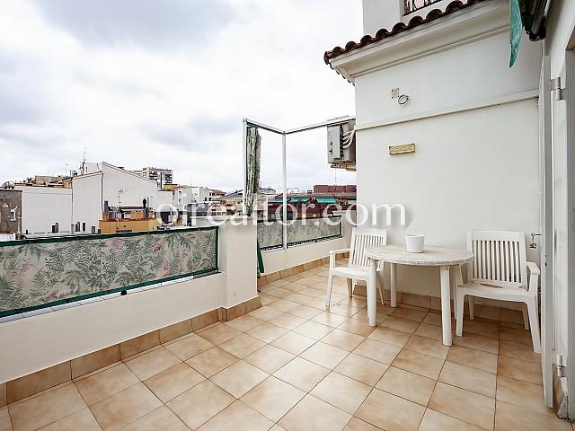 Penthouse zum Verkauf in Fort Pienc, Barcelona