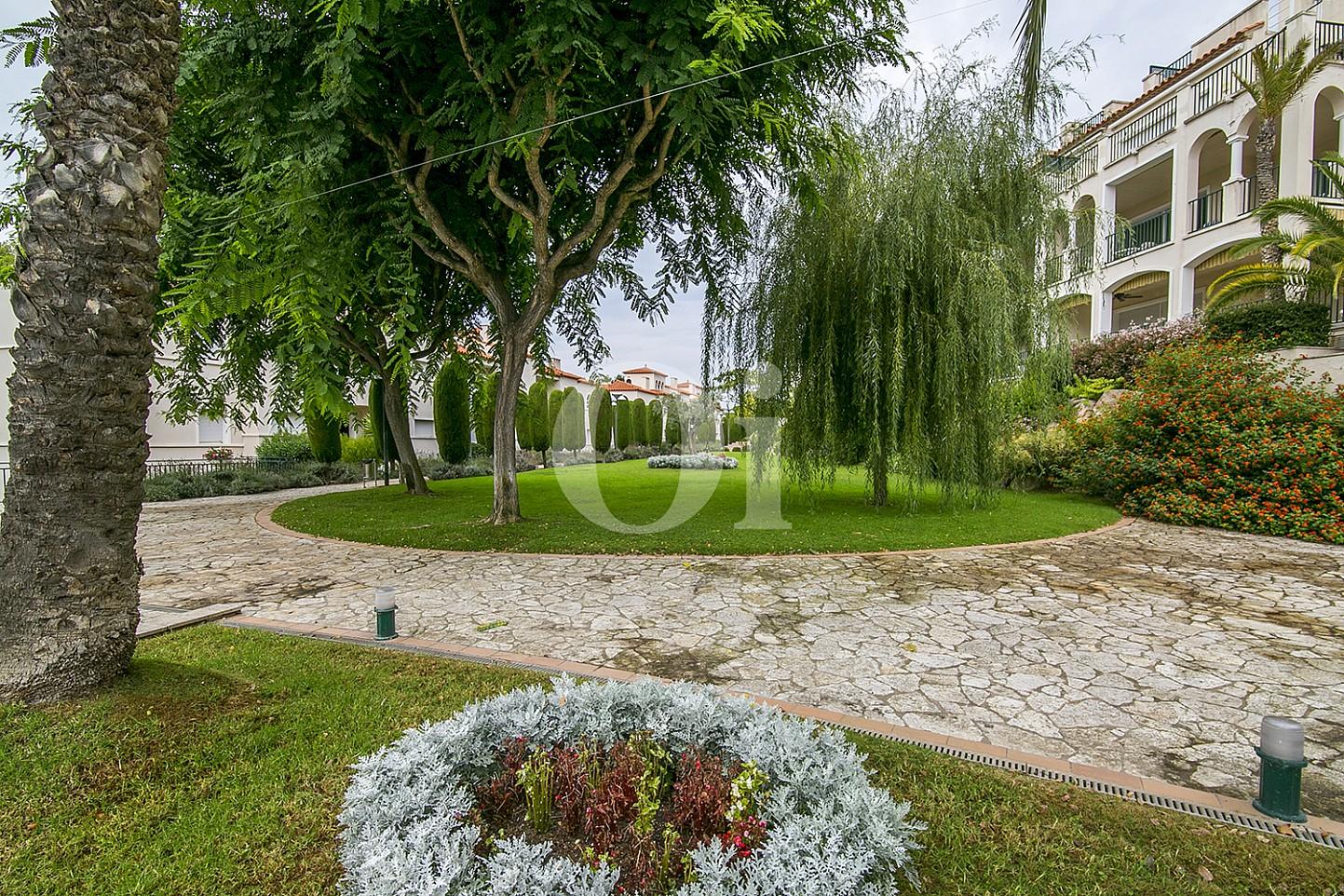 Alrededores de lujoso ático dúplex en venta en S'Agaró, Costa Brava