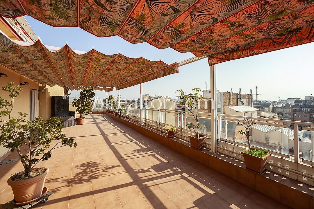 Продается пентхаус в Саграда Фамилия, Барселона