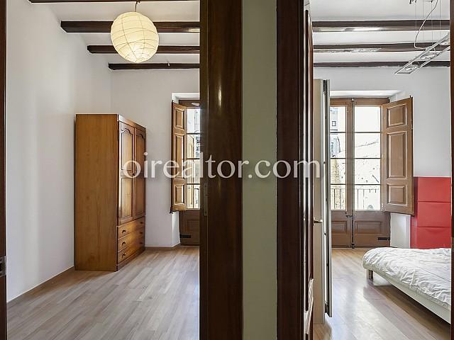 07 Zona de noche, piso en venta en Barcelona