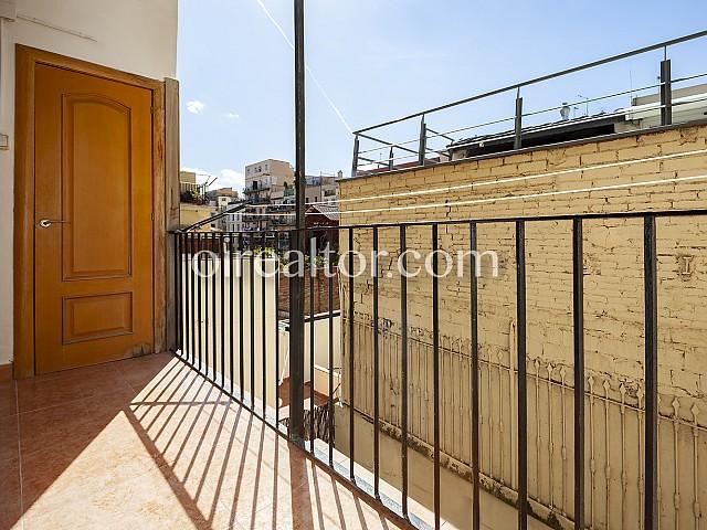 15 Terraza, piso en venta en Barcelona