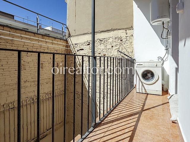 16 Terraza, piso en venta en Barcelona