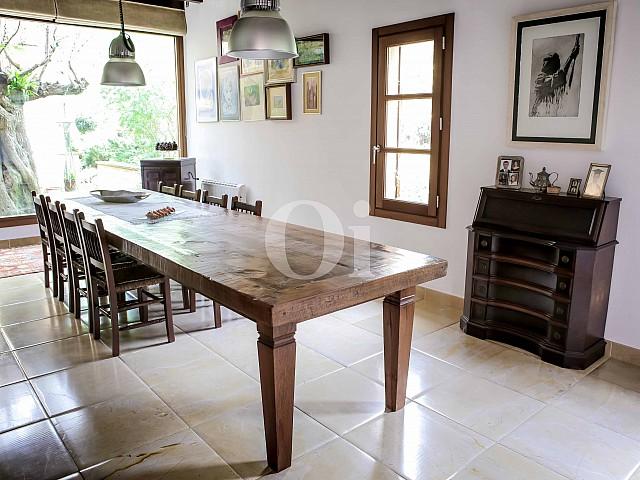 Летняя столовая
