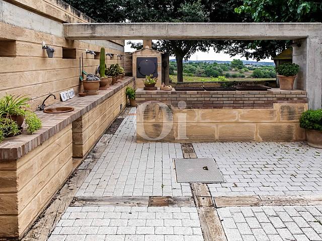 Alrededores de villa exclusiva en venta en Mallorca próxima a Manacor