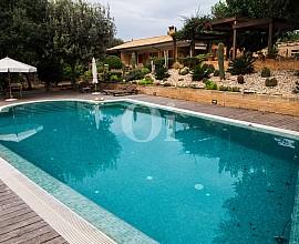 Exclusiva villa en venta en Mallorca próxima a Manacor