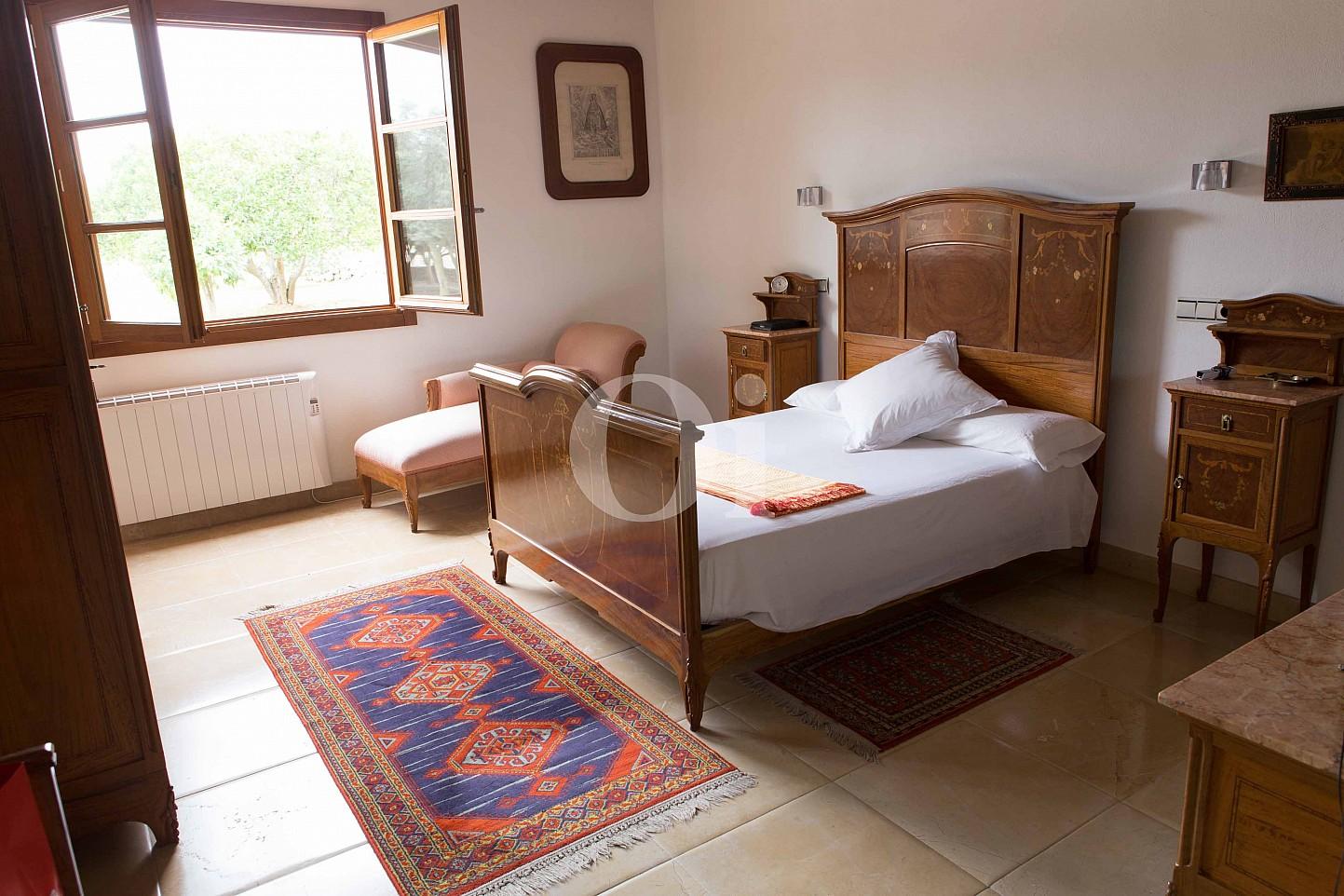 Habitación individual de villa exclusiva en venta en Mallorca próxima a Manacor