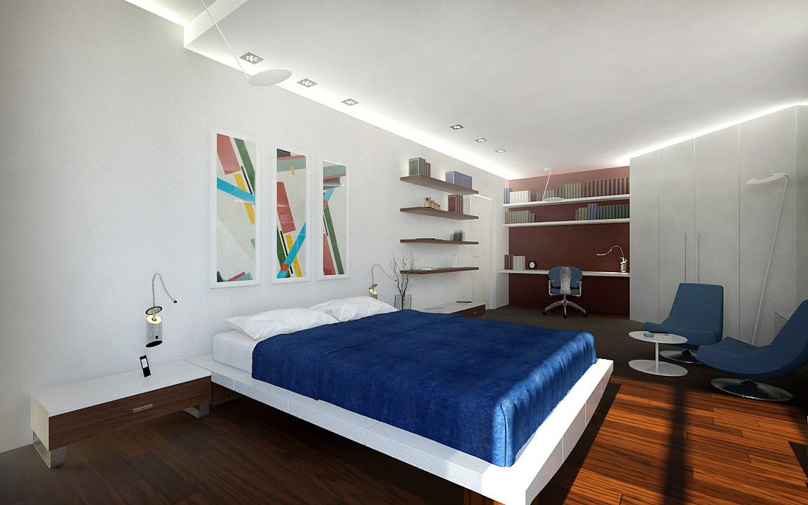 Высокий постоянный ключ проекта в руке дома в Санта-Сусанне, Маресме