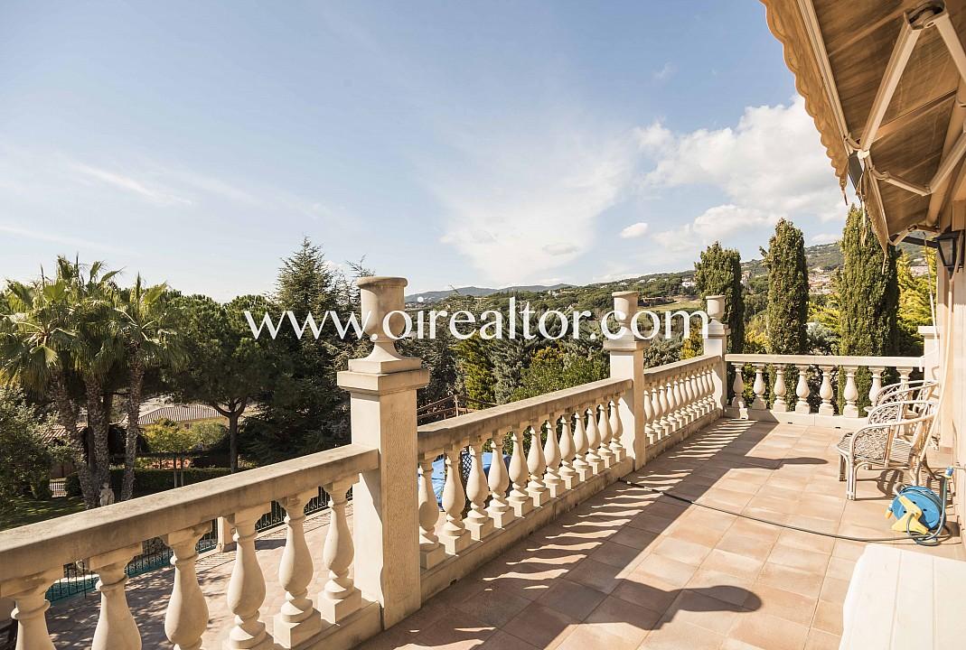 Продается дом в Caldes D'estrac