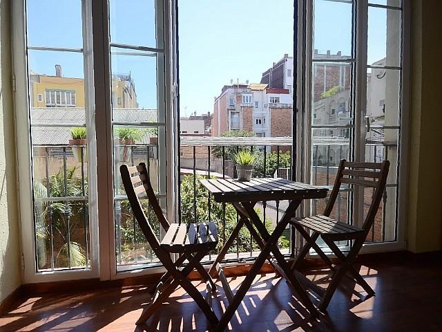 Apartment in a royal estate in Vila de Gracia