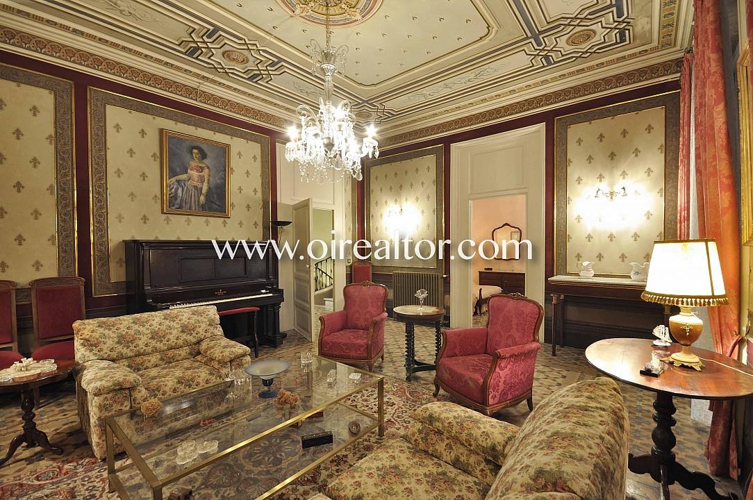 Продается дом в центре Ареньс де Мар