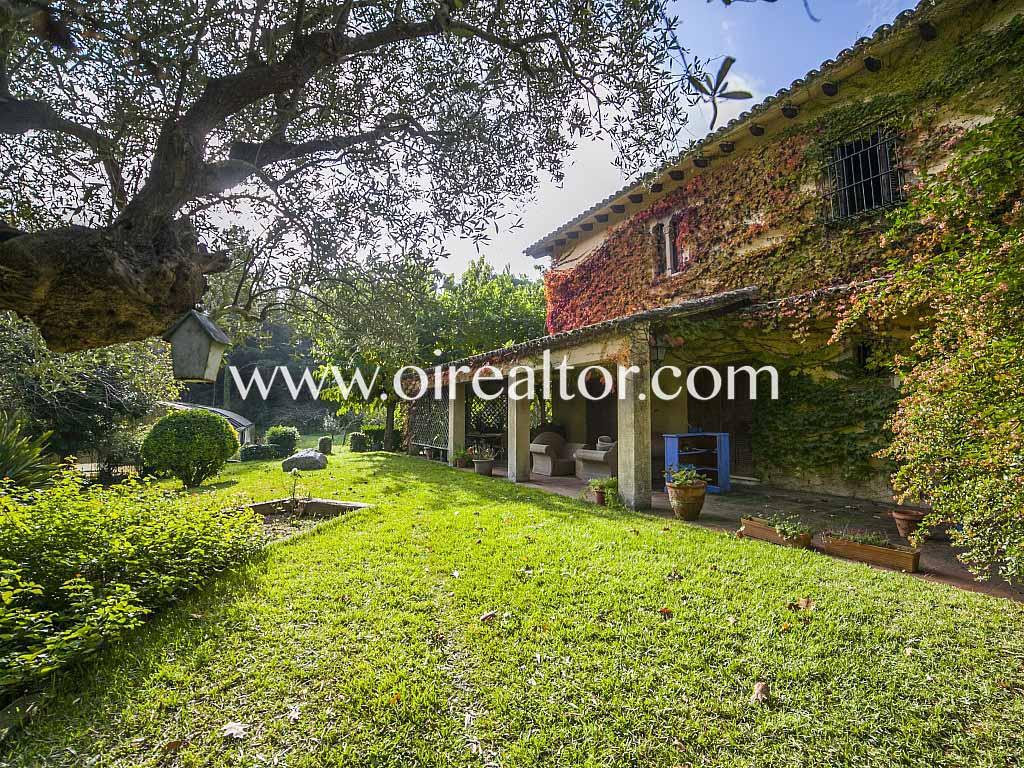 Загородный дом на продажу в Caldes D'Estrac