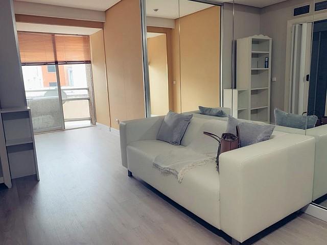Wohnung zur Miete in Paseo de la Habana, Madrid