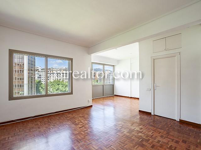 09 Salón, piso en venta en Barcelona