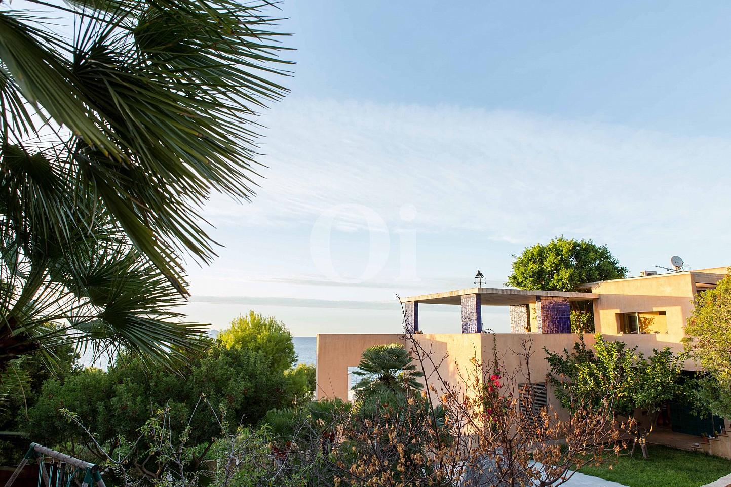 Vistas al mar de moderna villa en venta en Artá, Mallorca
