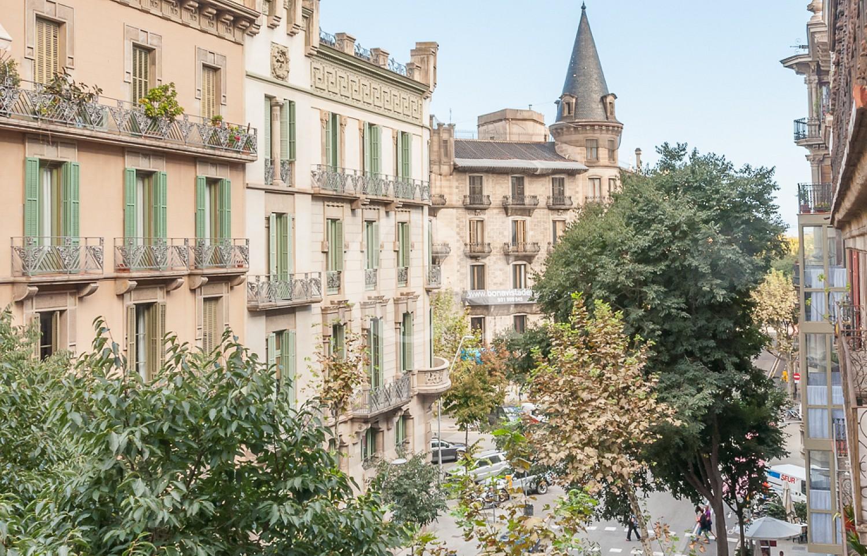 Alrededores de apartamento en venta en el Eixample Derecho de Barcelona