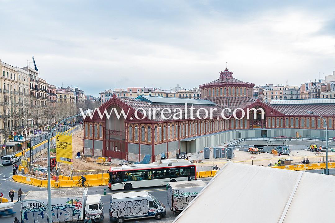 Продается квартира в Меркат де Сант Антони, Барселона