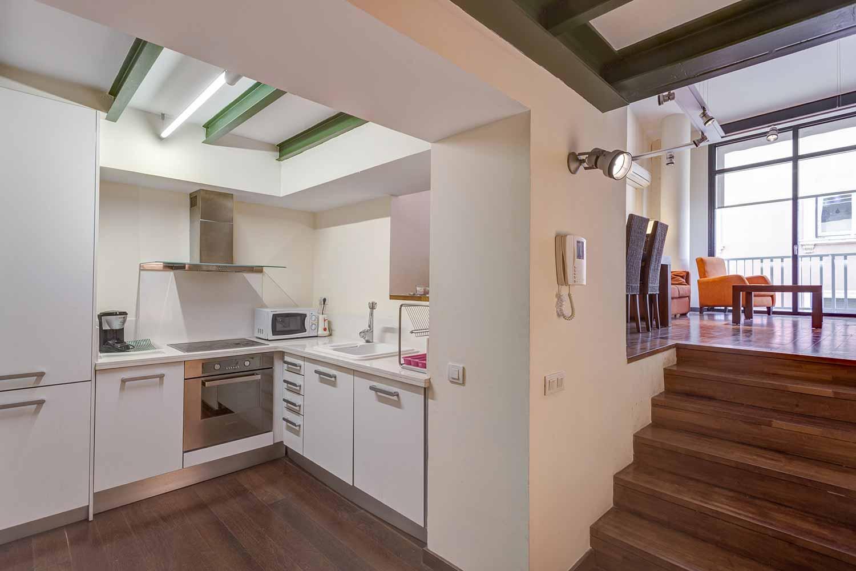 Luxuriöse Küche in exzellentem Gebäude zum Kauf in Ciutat Vella