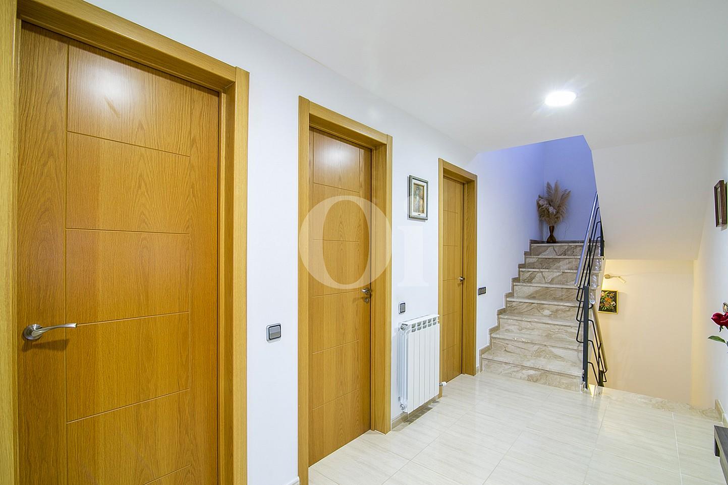 Zweiter Stock  eines Hauses mit Anblicken zum Verkauf in Lloret de Mar, Costa Brava