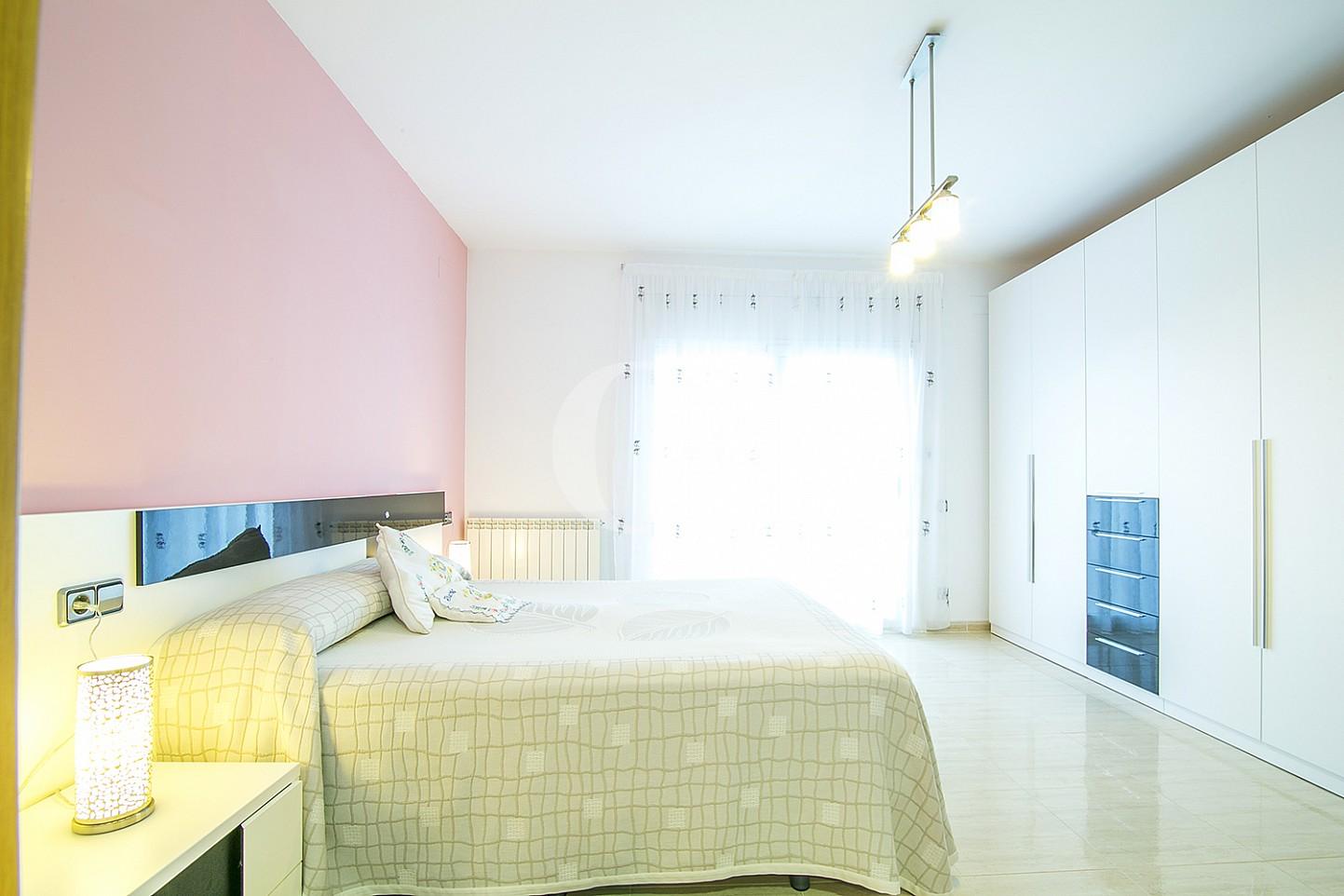 Dormitori  d'una casa amb vistes en venda a Lloret de Mar, Costa Brava