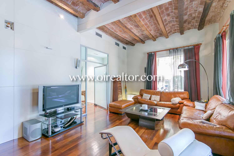 Дом на продажу в Les Tres Torres, Барселона