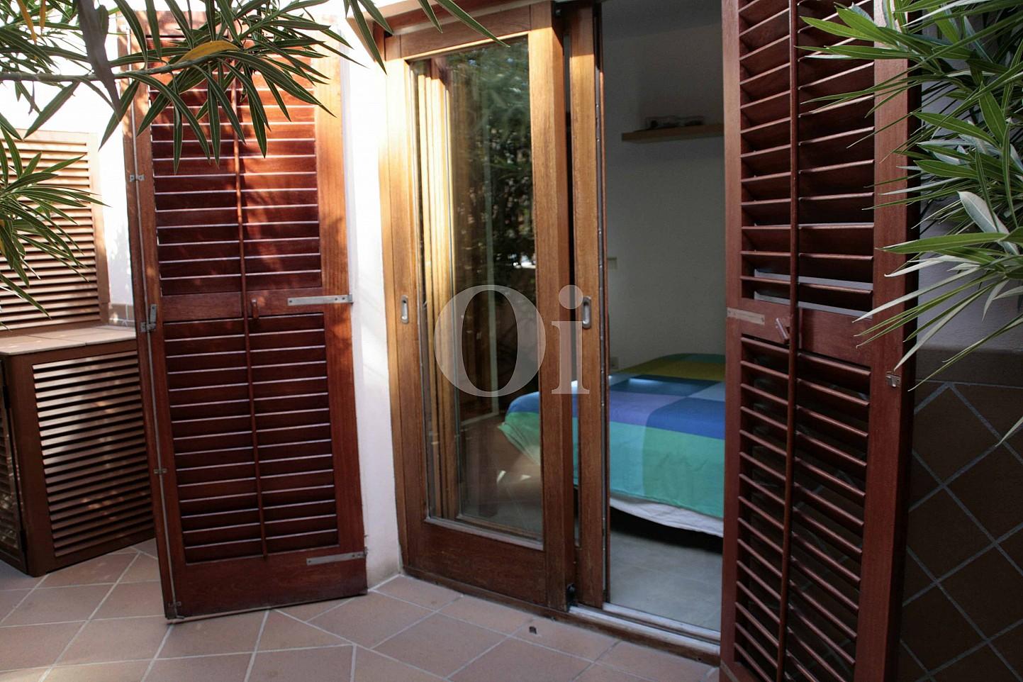 Habitació  d'una fantàstica casa adossada en venda a Eivissa