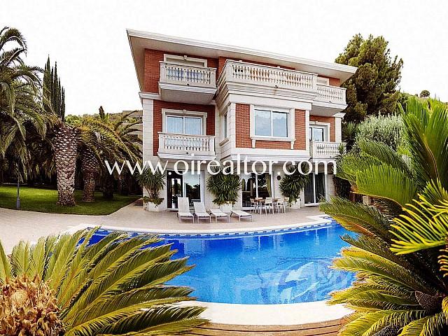 Haus zum Verkauf in Pedralbes, Barcelona