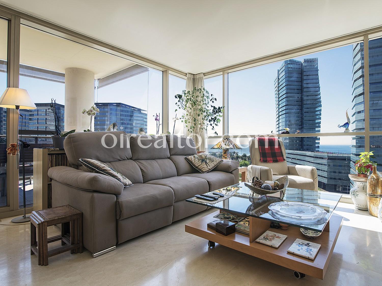 Продается квартира в Диагональ Мар, Барселона