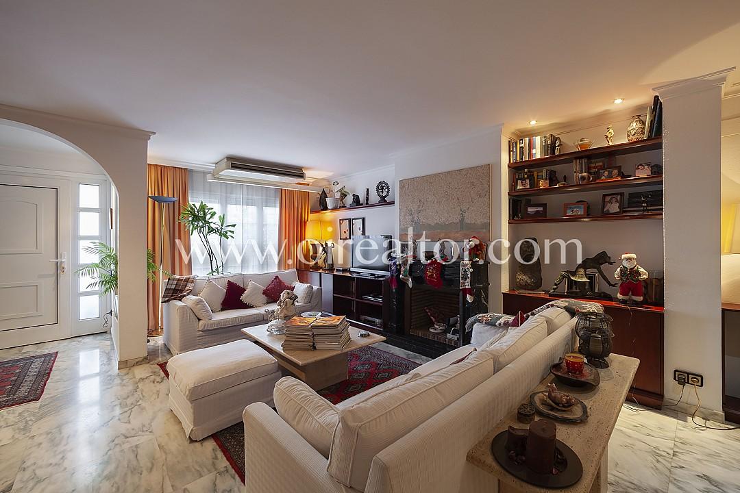 Продается дом в Фон-де-Фарг, Барселона