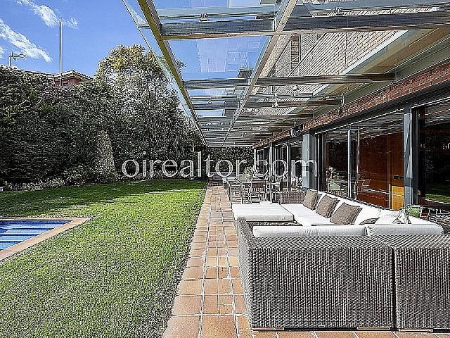 Casa in vendita a Sarrià, Barcellona