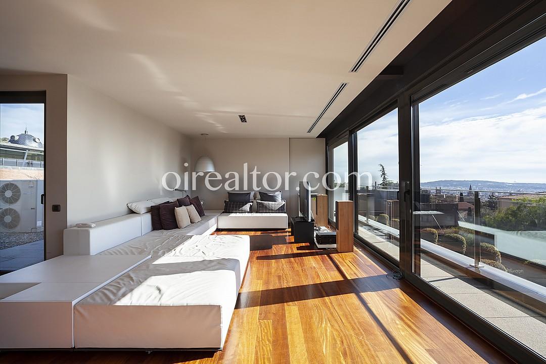 Продается дом в Саррии, Барселона