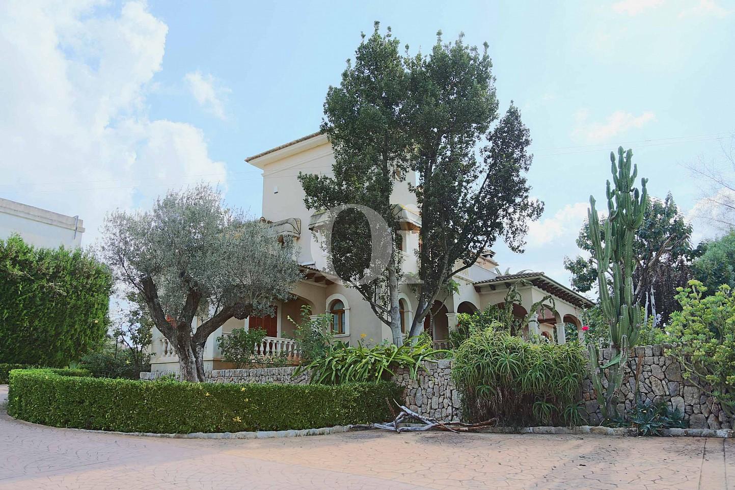 Luxuriöse Villa zum Verkauf in San Lorenzo, Mallorca