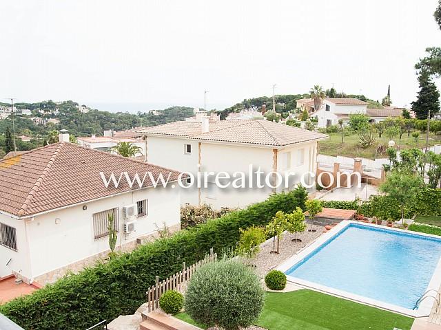 Casa in vendita a Lloret de Mar con vista sul mare