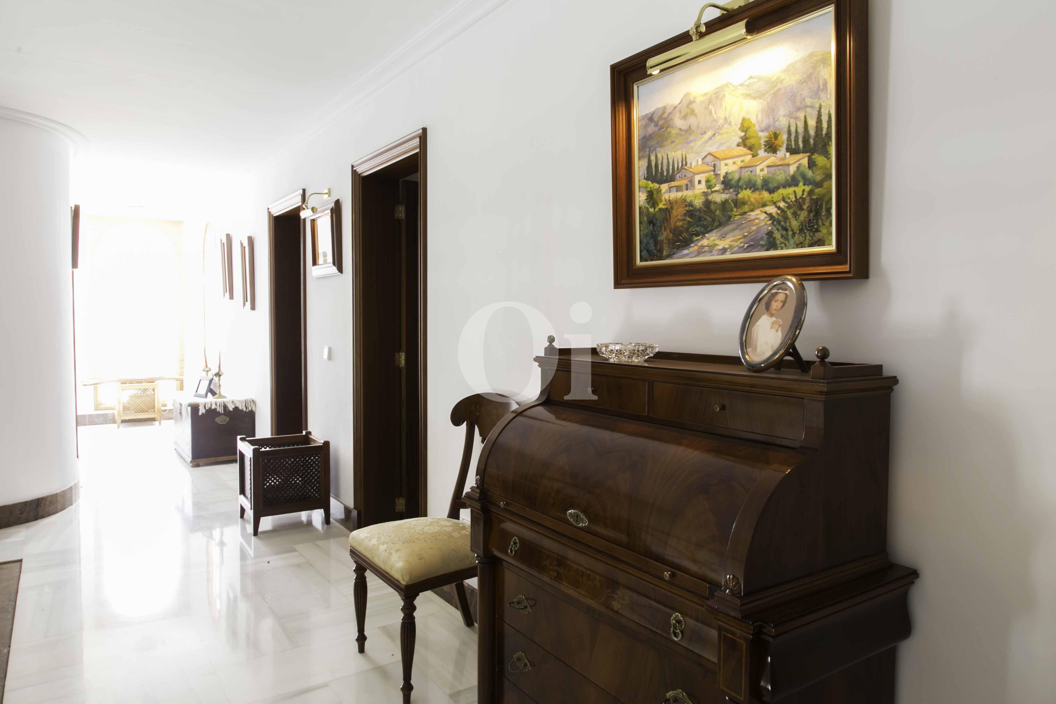 Zimmer  einer luxuriösen Villa zum Verkauf in San Lorenzo, Mallorca