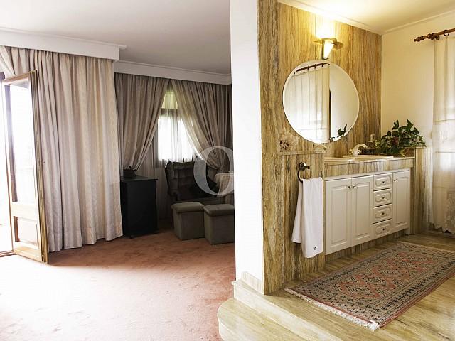 Suite einer luxuriösen Villa zum Verkauf in San Lorenzo, Mallorca