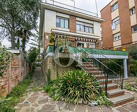 Grossartiges Haus zum Verkauf im oberen Teil Barcelonas, in Font d'en Fargues