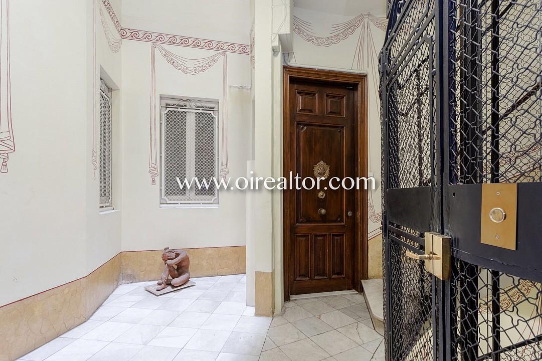 Продается квартира в Эшампле Эскерра, Барселона.