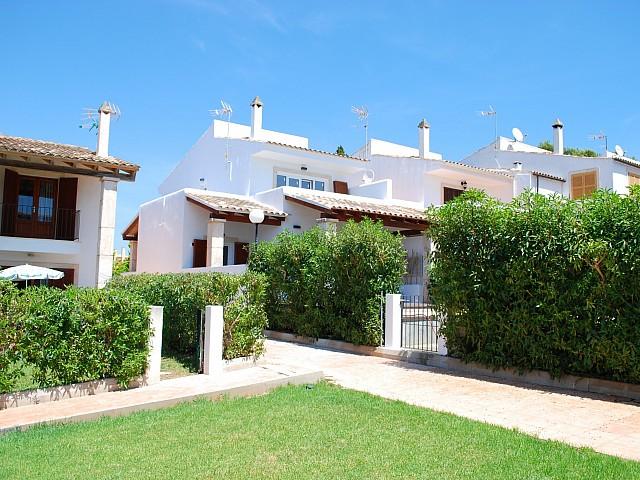 Zona residencial amb un xalet reformat al costat de Cala Mendia, Palma de Mallorca