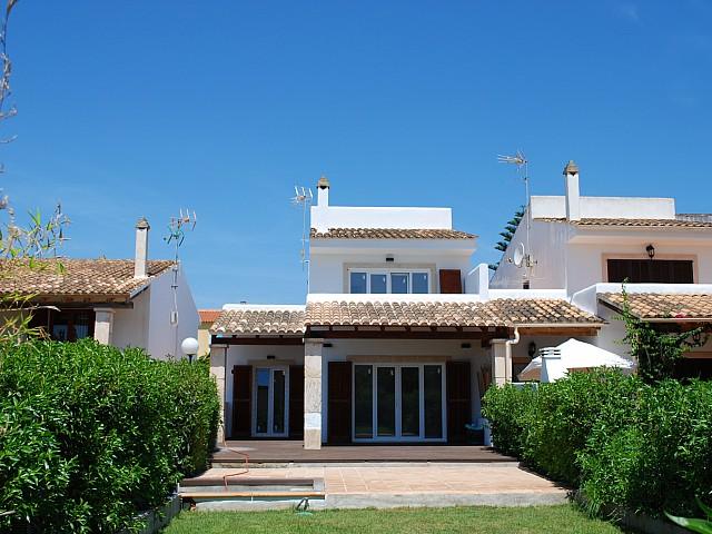 Umgestaltete Villa neben Cala Mendia, Palma de Mallorca