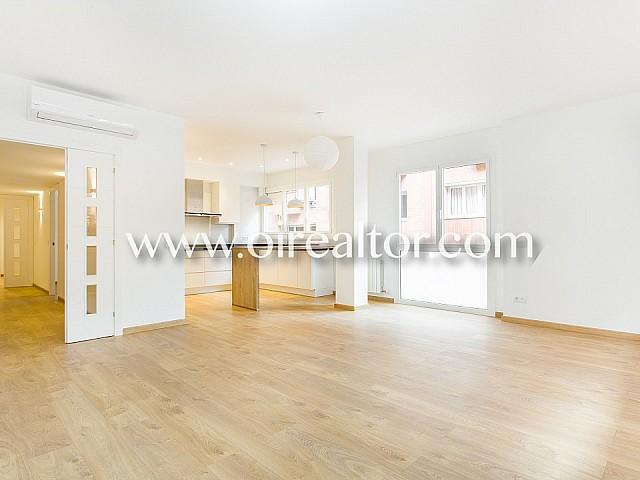 公寓出售在巴塞罗那Vila de Gracia