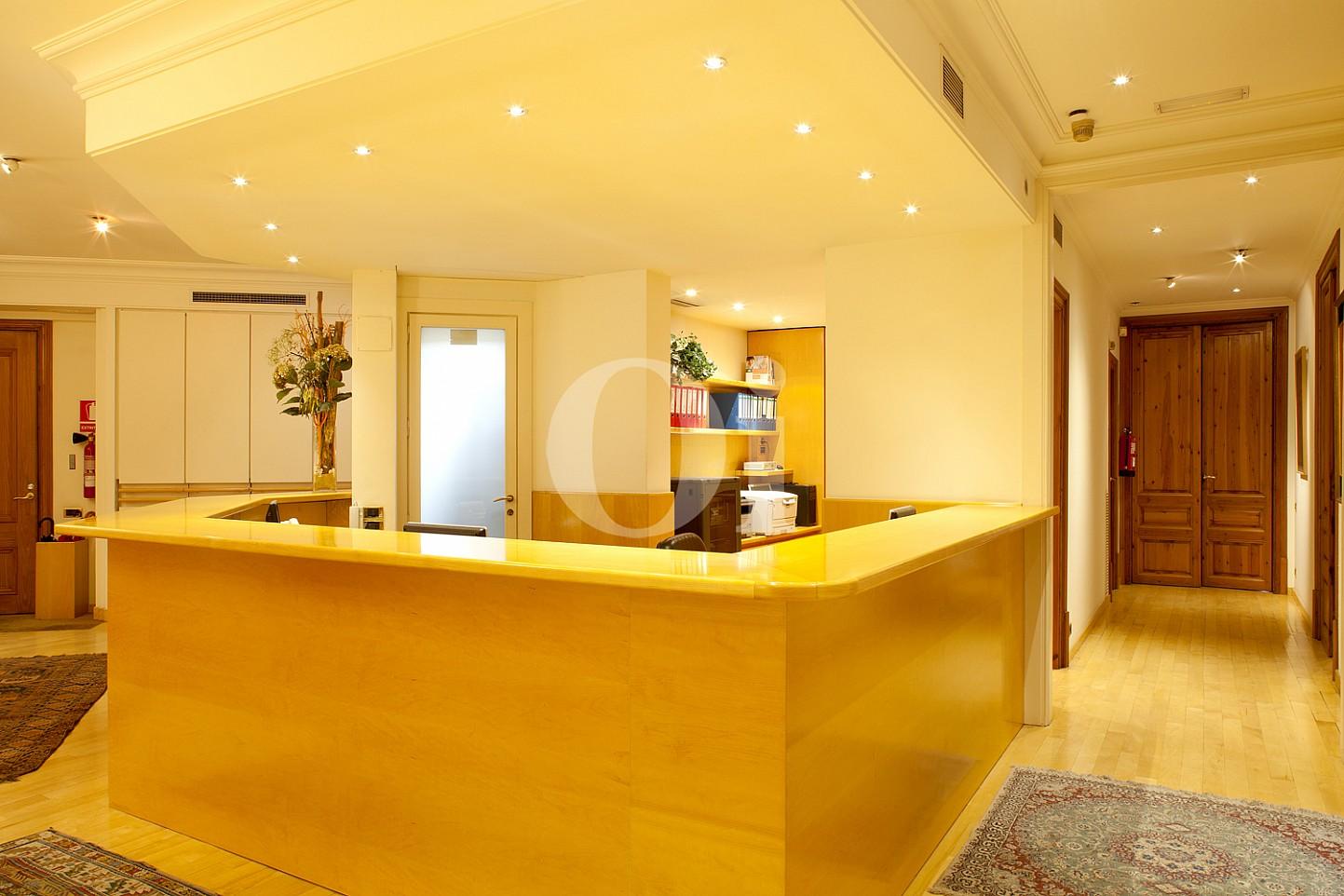 Приемная недвижимости на продажу в Eixample