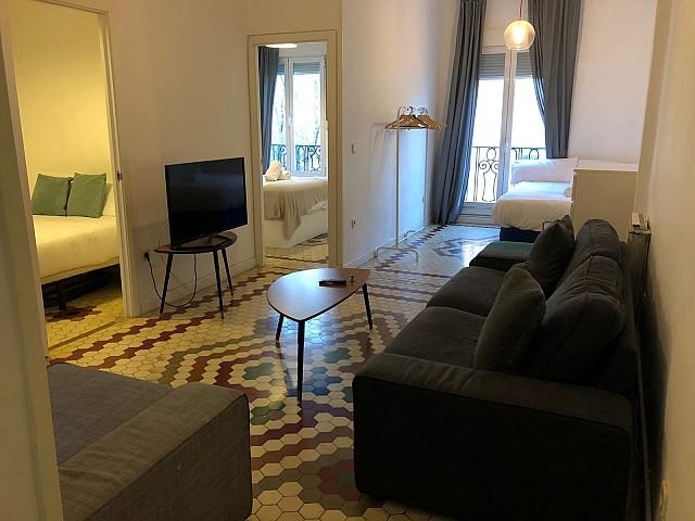 公寓出租在Casa de Campo,马德里